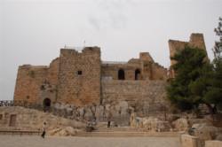 La rocca saracena di Ajlun