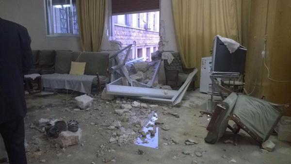 Ad Aleppo missili su un convento francescano, un morto