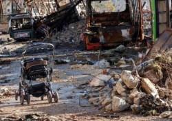 I bambini fantasma di Aleppo