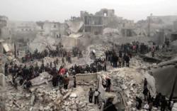 Aleppo insanguinata, una testimonianza dai francescani in Siria