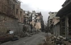 Aleppo si rialza
