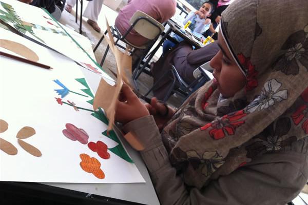 Una storia di bambini, fiabe e cultura beduina palestinese