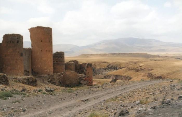 L'antica capitale armena Patrimonio dell'Umanità