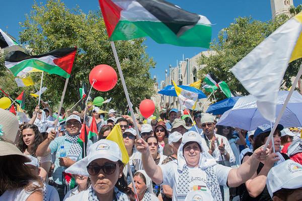 Voci cristiane da Gerusalemme chiedono il riconoscimento dello Stato di Palestina