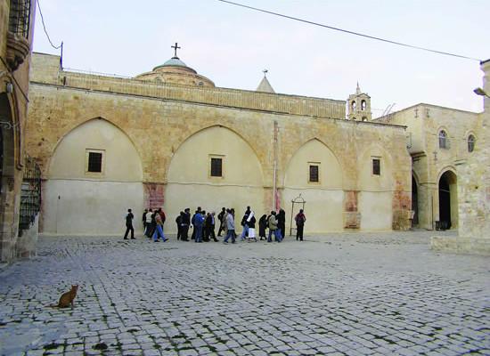 Armeni, un'antica comunità nel cuore di Gerusalemme