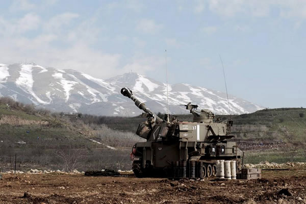 Le alture del Golan nuova frontiera dello scontro tra sunniti e sciiti