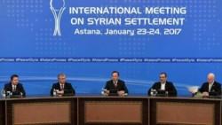 Da Astana tre garanti per la tregua in Siria