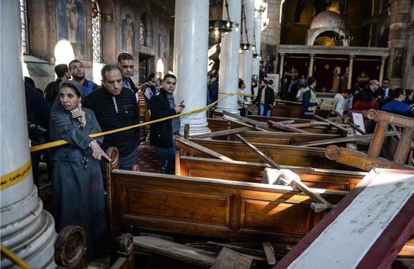 In Egitto i copti nuovamente bersaglio del terrorismo