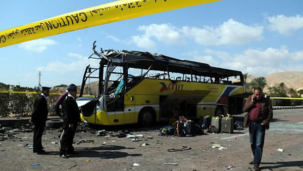 Nella penisola del Sinai il terrorismo minaccia turisti e pellegrini