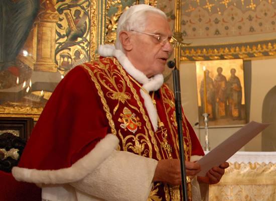Il Papa scrive ai cattolici del Medio Oriente