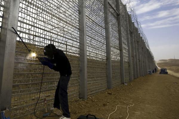 Gli altri muri di Israele