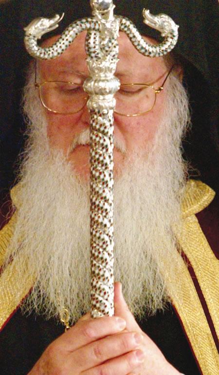 Il patriarca Bartolomeo attende con gioia l'incontro di maggio con il Papa