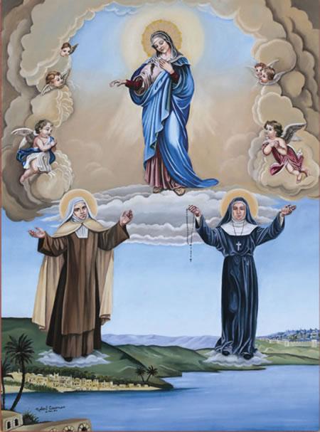 Twal: «Le due nuove sante palestinesi ci spronano a farci tutti santi»