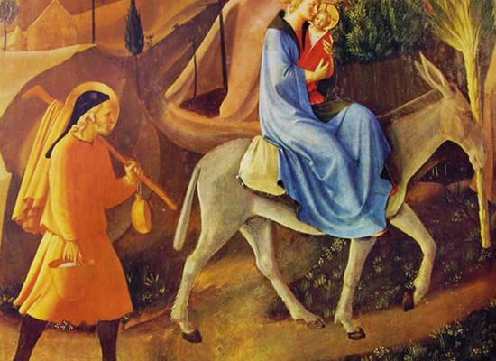 Un profugo di nome Gesù