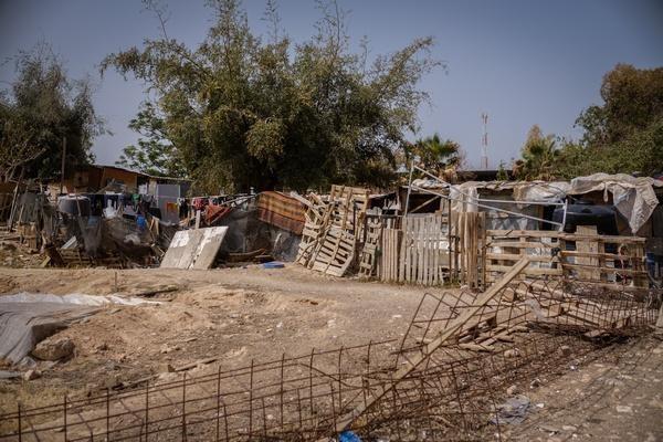 Giorni contati per il villaggio beduino di Khan al-Ahmar