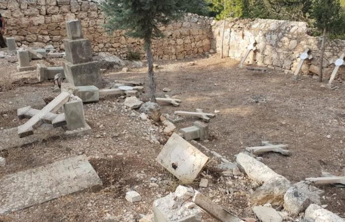 In Israele ancora vandalismi anticristiani a Beit Gemal