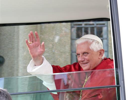Il Papa da Assisi chiede ancora pace per la Terra Santa