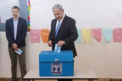 In Israele il premier Netanyahu vince la sua scommessa con gli elettori