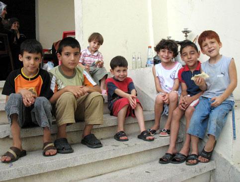 I piani dell'Unicef per il 2007 in Medio Oriente