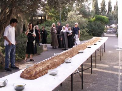 Il pane, quotidiano e divino, al Museo di Israele