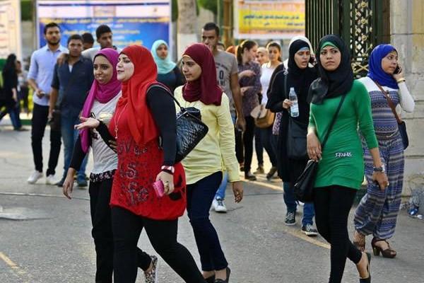 Lo scontento cova ancora tra i giovani arabi