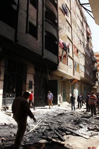 Al Cairo morti e feriti tra copti e musulmani di nuovo ai ferri corti
