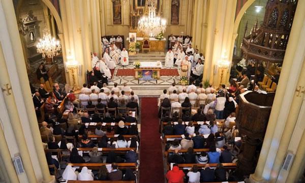 Pace e riconciliazione, il sogno dei cristiani mediorientali per il 2013