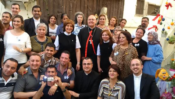 Il cardinal Sandri in Iraq: «Cristiani traditi dal silenzio e inazione del mondo»