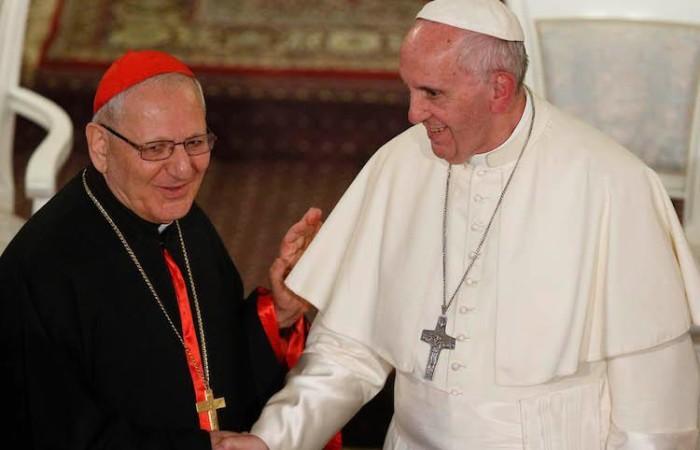 Louis Sako cardinale, un dono ai cristiani iracheni