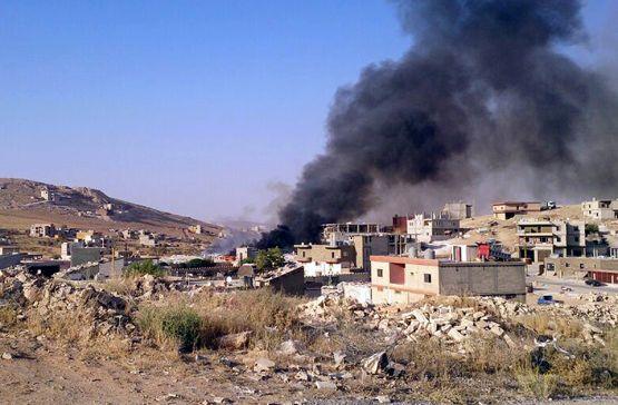 Gli islamisti attaccano Ersal, la guerra siriana arriva in Libano