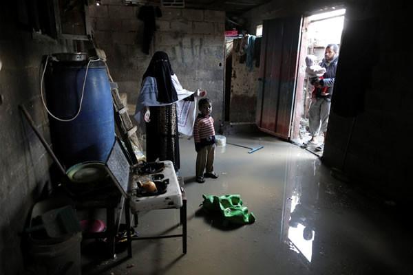Striscia di Gaza, un dicembre infame