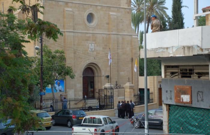 Nicosia è pronta. Benedetto XVI sarà qui tra poche ore