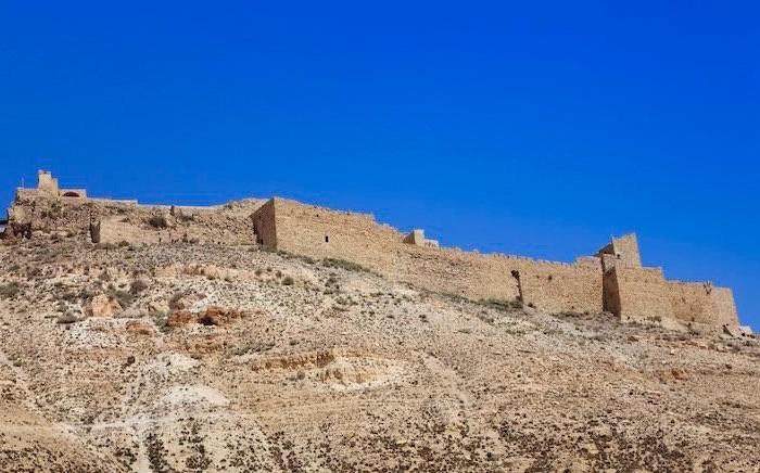 Il castello crociato di Karak. (© foto JTB)
