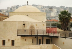 Un nuovo centro mariano a Nazaret