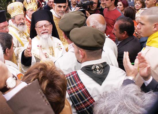<i>Abuna </i>Elias seminatore di speranza