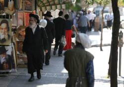 Israele, l'Indice della pace tende al brutto