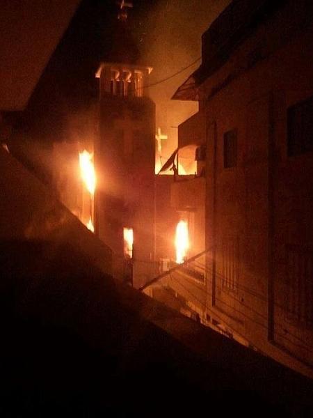 In Egitto i fondamentalisti alzano il tiro contro la Chiesa