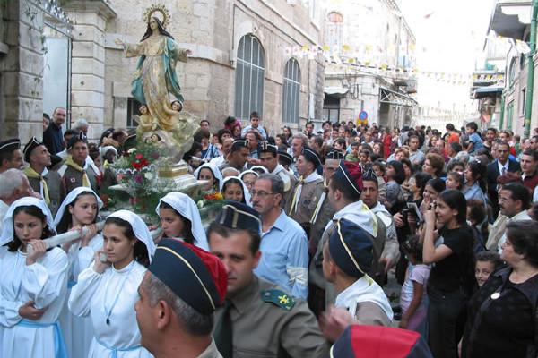 Un profilo statistico dei cristiani in Israele