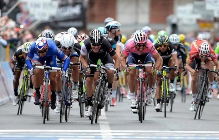 Il Giro d'Italia 2018 al via da Gerusalemme