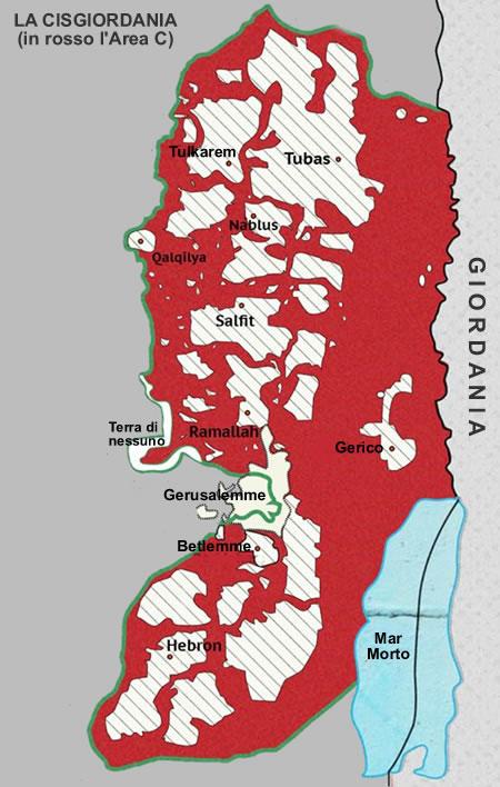 Banca Mondiale: Il rilancio dell'economia palestinese è in Area C