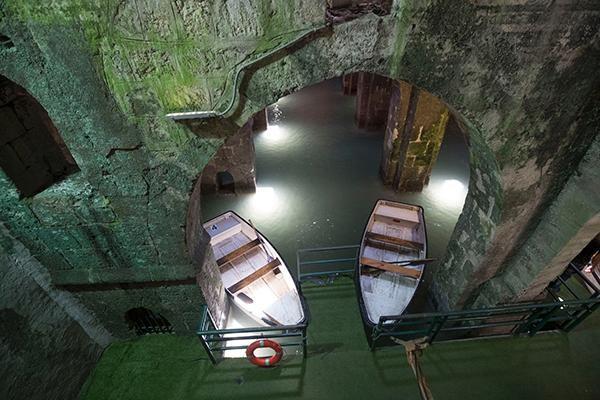 A Gerusalemme un'antica cisterna risorsa per il turismo?