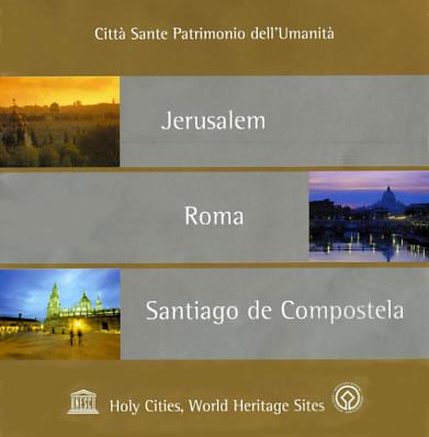 Un pieghevole informativo sul Progetto Città Sante.