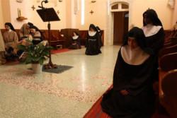 Il Custode alle clarisse: «Pregate per le vocazioni»