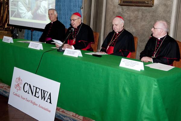 Medio Oriente, nasce il ramo italiano dell'agenzia vaticana Cnewa