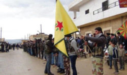 Giovani curdi d'Europa imbracciano le armi contro lo Stato islamico