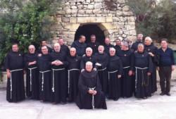 I commissari sull'isola di san Paolo