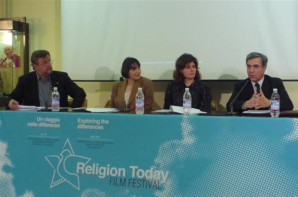 """Prende forma la tredicesima edizione di """"Religion Today"""""""