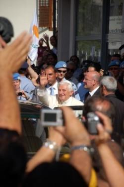 Il Papa ai maroniti di Cipro: «Essere Chiesa, un dono prezioso»