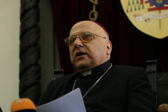 Nell'ultima lettera pastorale il congedo del patriarca Sabbah