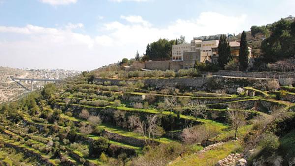 Torna in giudizio il muro israeliano a Cremisan